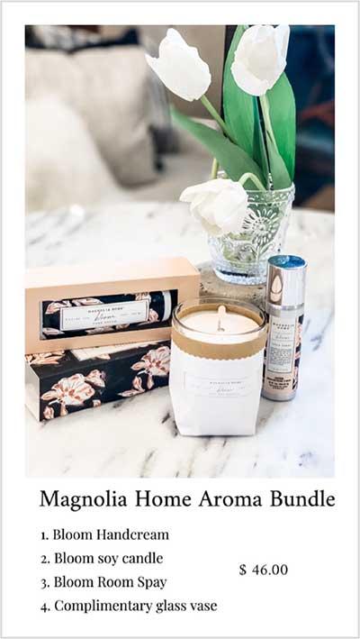 Magnolia Home Aroma