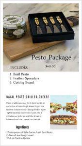 Pesto Package
